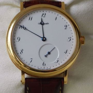 Picture of YELLOW GOLD MEN'S WRISTWATCH