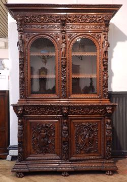 Picture of TWO-PIECE DISPLAY CASE