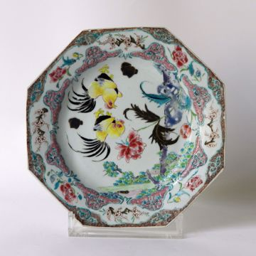 Picture of OCTAGONALE PLATE