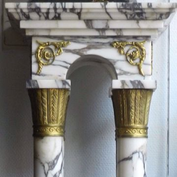 Picture of SQUARE PEDESTAL