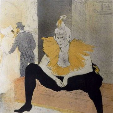 Picture of TOULOUSE LAUTREC