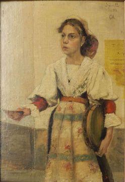 Picture of C.M. (CONSTANTIN MEUNIER)