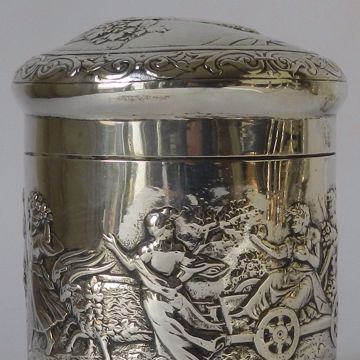 Picture of LID POT