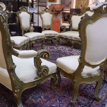 Picture of GARNITURE DE SALON