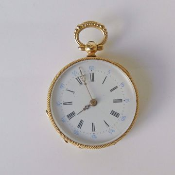 Picture of GOLDEN POCKET WATCH
