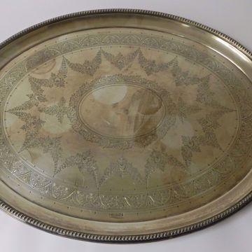 Picture of OVAL TRAY