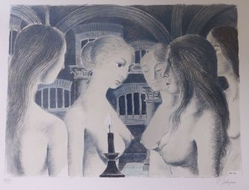 Picture of DELVAUX PAUL