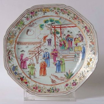 Picture of OCTAGONAL PLATE