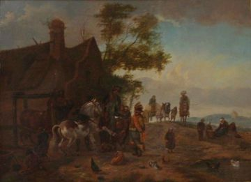 Picture of AFTER WOUWERMANS