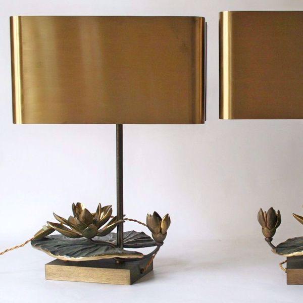 Image sur PAIRE DE LAMPES