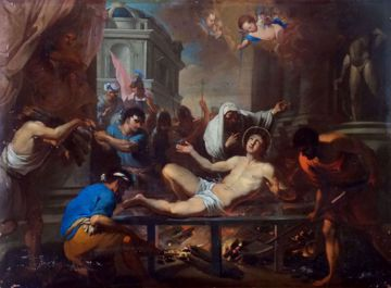 Picture of FRENCH SCHOOL OF THE 17TH CENTURY (after Poussin)