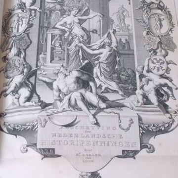 Afbeeldingen van BESCHRYVING DER NEDERLANDSCHE HISTORIPENNINGEN