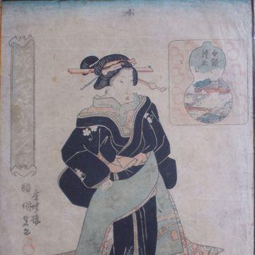 Afbeeldingen van KUNISADA UTAGAWA